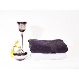 The Bath Boutique Touch Bath Towel - Set Of 2
