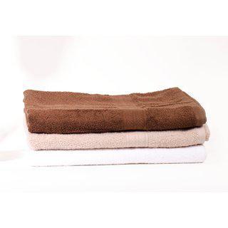 The Bath Boutique Dry Bath Towel - Set Of 3