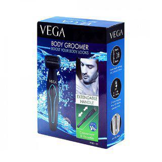 Vega Body Groomer For Men (vhbg-01) - 2 Years Warranty