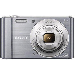 Sony Dsc-w810 Point & Shoot Camera(silver)