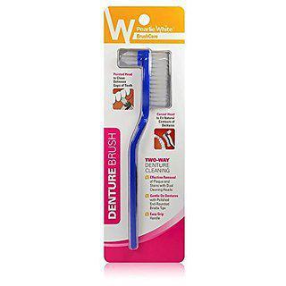 pearlie white Denture Soft Toothbrush