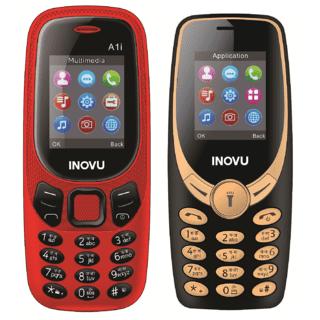 Inovua1s(black-gold) plus Inovu A1i(red) Combo