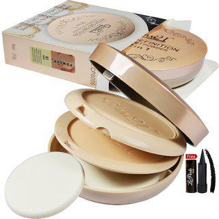 Glam21 High Definition 2 In 1 Compact Powder