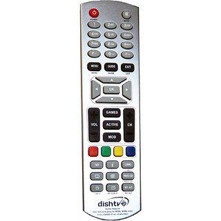 Dish Tv Dth Remote