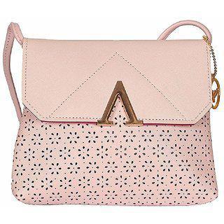 Elprine Small Beige Cute Sling Bag For Women
