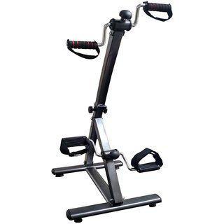 Instafit Arms Legs Heavy Duty Pedal Exercise Bike (black)