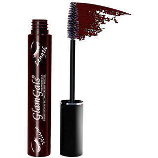 Glamgals Volume And Length Mascara Brown 8g