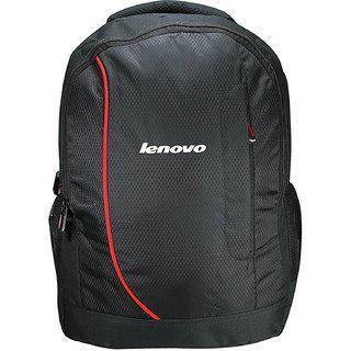 Lenovo Laptop 15.6 Inch Backpack (black Red)