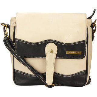Beloved White Sling Bag 1042bl