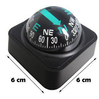 Jm Universal Vehicle Boat Car Truck Ball Navigation Compass -02