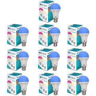 Swara B22 1w Blue Colour Led Bulb - Pack Of 10