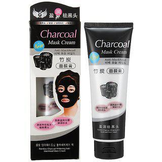 Charcoal Mask Cream (130g)