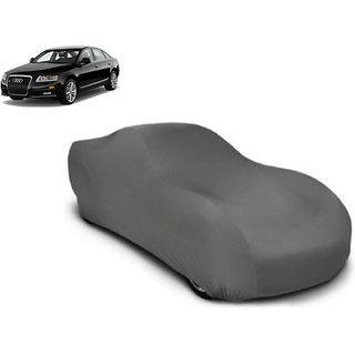 Gromaa Gray Water Resistant Car Body Cover For Audi A6