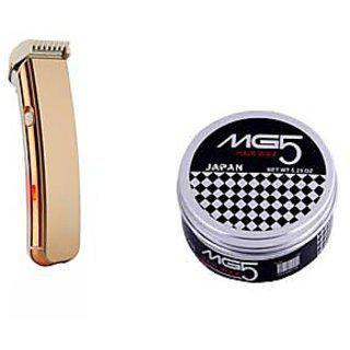 Elegancio Ns - 7 Beard Trimmer With Hair Wax Mg 5