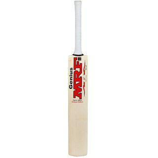 Mrf Virat Kholi Popular Willow Cricket Bat (full Size)