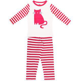 Ventra Girls Cat Nightwear