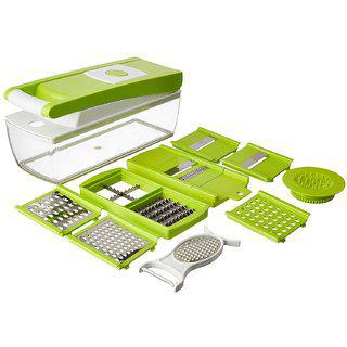 Ganesh 14 In 1 Slicer And Dicer Unbreakable Body