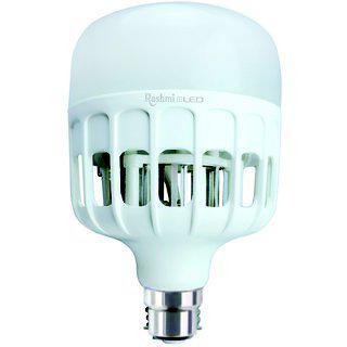 Rashmi 15 W Standard B22 Mosquito Terminator 2 In 1 Led Bulb (white)