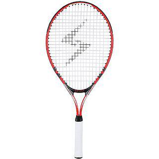 Spinway Mini Tennis Storm Racket For Kids Age 8 To 10 Yr Lightweightwith Cover Bag