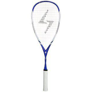Spinway Professional Light Weight Squash Racket Hx 100 With Comfortable Grip For High Speed Performance With Full Cover Bag
