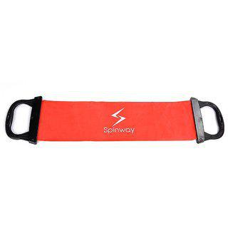 Spinway Latex Band For Exercise Red