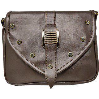 Rish Shimmer Sling Bag - Silver