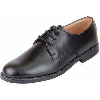 Bata Men Black Formal Shoes - 824-6150