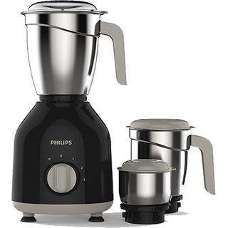 Philips Hl7756/00 750 W Mixer Grinder(black 3 Jars)
