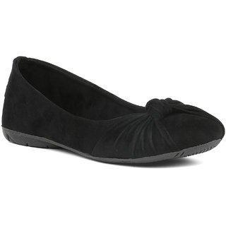 Sindhi Footwear Women s Ballet Flats-4 UK EU DN-B107 Black 37