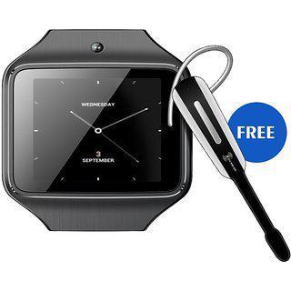 Kenxinda S-watch 2.0 64mb Ram /64mb Rom Memory Single Sim Supported Phone Watch (bluetooth Free)
