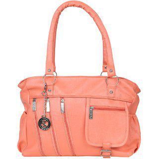 Styler King Women Shoulder Bag Orange