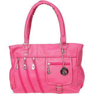 Styler King Women Shoulder Bag Pink