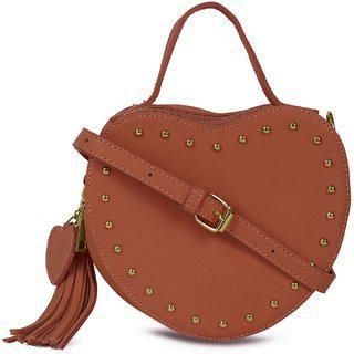Kielz-brown-synthetic-women-sling-bag