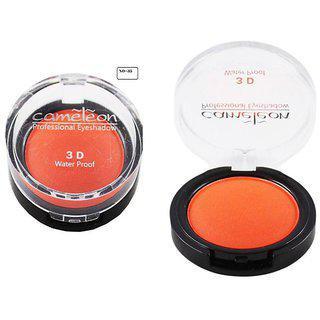Cameleon 3d Waterproof Orange Eyeshadow