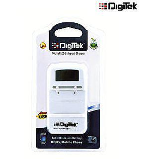 Digitek Dlc-002 Universal Multi Charger Camera All Battery Charger