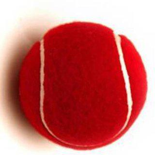 Tahiro Red Cricket Ball - Pack Of 1