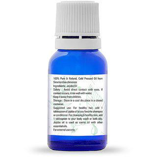 Owlpure Natural Jojoba Carrier Oil (30ml)