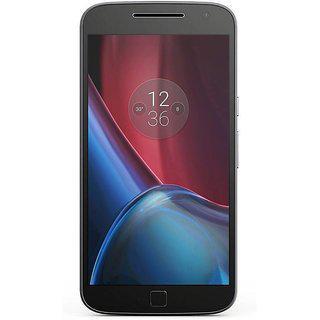 Motorola G4 Plus 2gb Ram 16gb Rom Black (refurbished) (1 Year Warranty Bazaar Warranty)