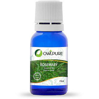 Owlpure Natural Rosemary Essential Oil(15ml)