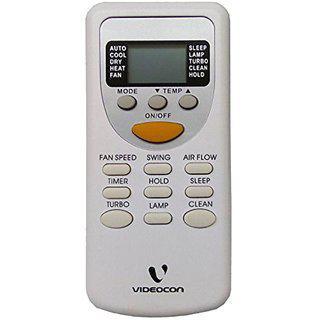 Videocon Split Ac Remote Controller
