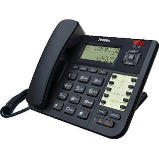 Uniden As8401 Black Corded Landline Phone With Speakerphone Caller Id