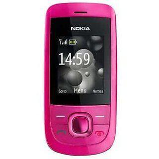 Refurbished Nokia 2220 Pink (one Year Warranty Bazaar Warranty)