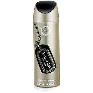 Armaf Tag Him For Men Deodorant 200ml