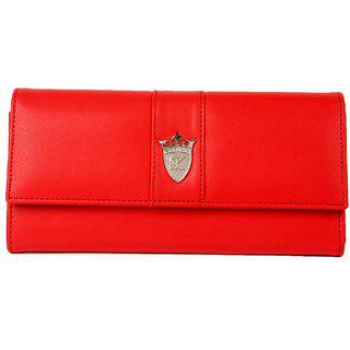 Styler King Party Red Clutch