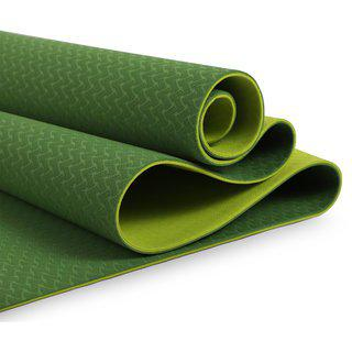 Mefree Meeasy Reversible Yoga Mat Double Layered 6 Mm