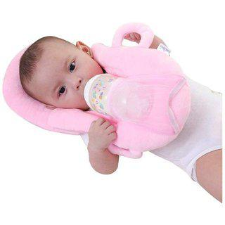New Born Baby Portable Self- Nursing Feeding Multi-function Support Baby Cushion Infant Pillow With Baby Feeding Bottle