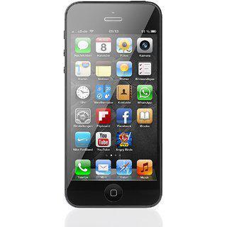 Refurbished Apple I Phone 5 16gb Black