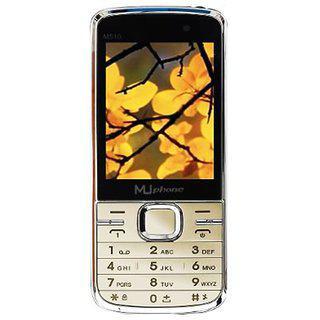 Mu Phone-m510 Stylish Design Keypad Mobile (color As Per Availability)