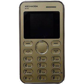 Kechaoda K116 Plus Gold
