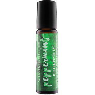 Woolzies 100 Pure Peppermint Roll On Oil 10 Ml